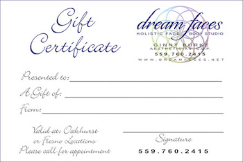 Dreafaces Gift Card